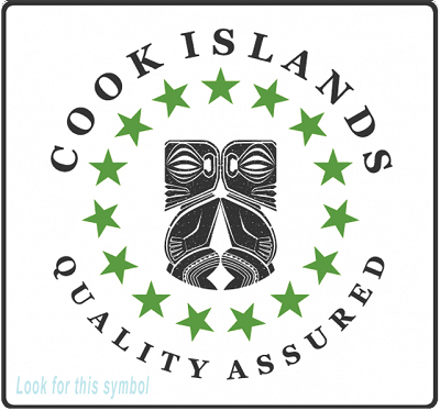 Cook Islands Accreditation Scheme Logo
